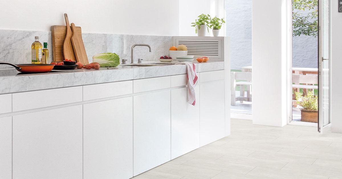 Keuken met Quick-Step laminaat