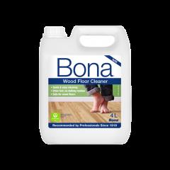 Bona Navulling voor Geverniste houten vloeren 4L